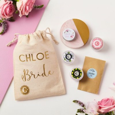 SC074 Bride Skincare Collection Personalised